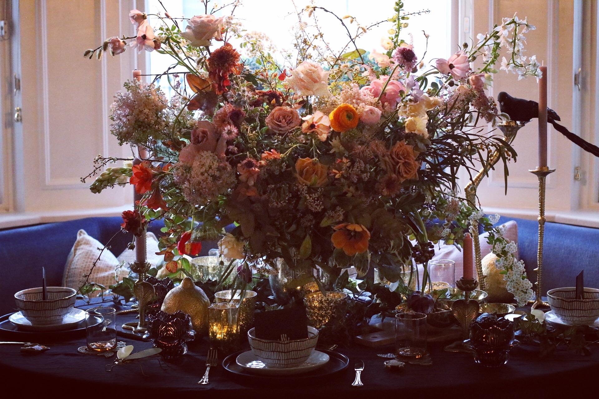 Saint Floral Rockett St George Furnish Your Palace Workshop
