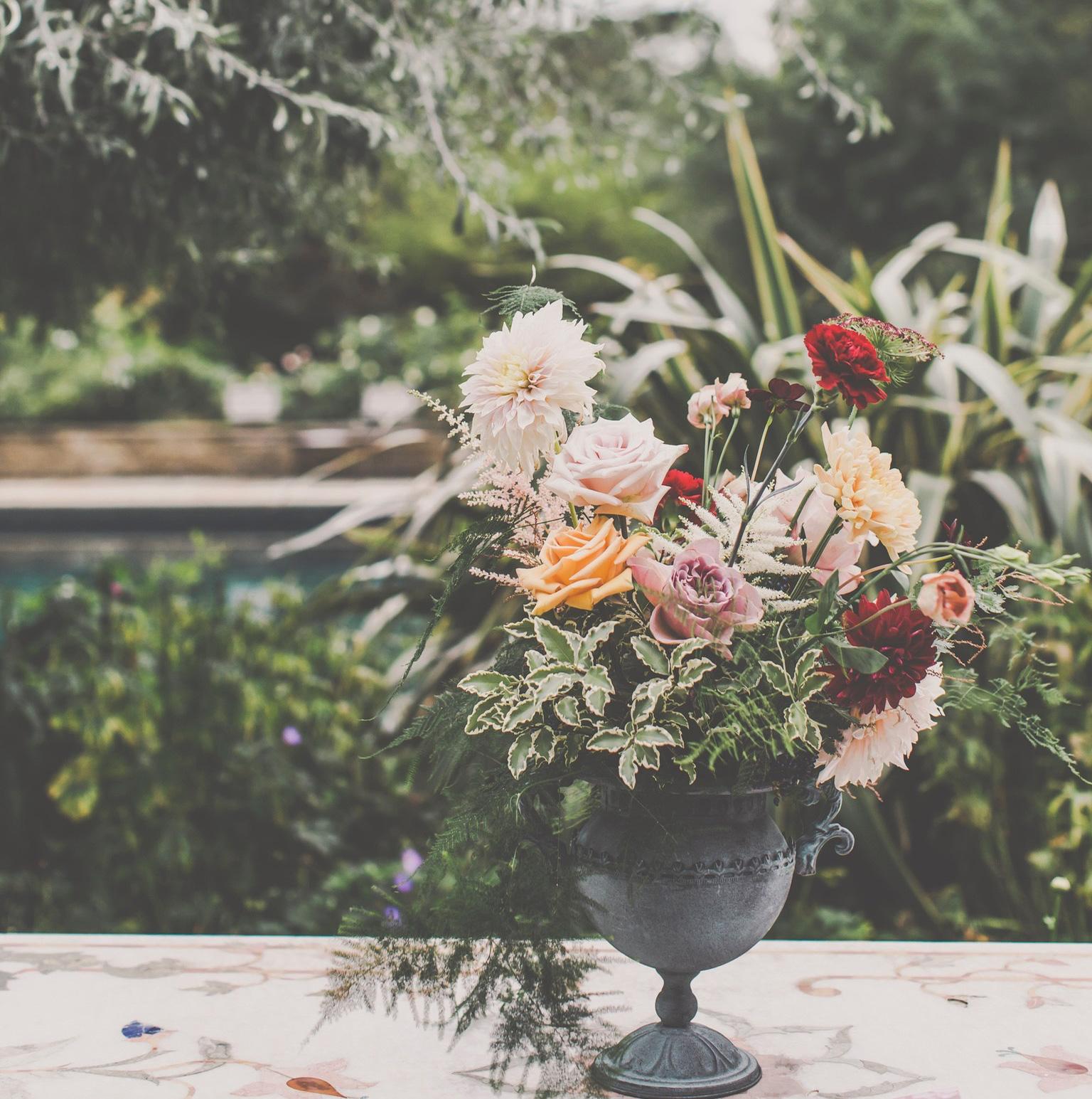 saint floral flowers at wickham house, berkshire